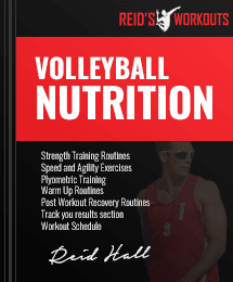 high performance volleyball nutrition programs
