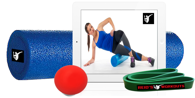 volleyball stretch recovery workout