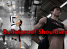 How to Create Healthy Shoulders For Volleyball