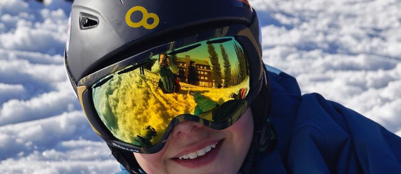 winter ski-goggles 3for1 glasses oakville