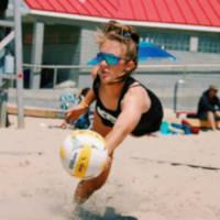 Reid's Workouts Volleyball Lauren Wilcock professional player
