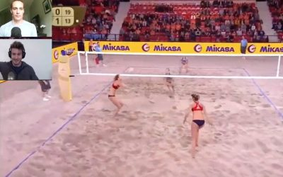 Core Training to Be an Elite Level Beach Volleyball Blocker