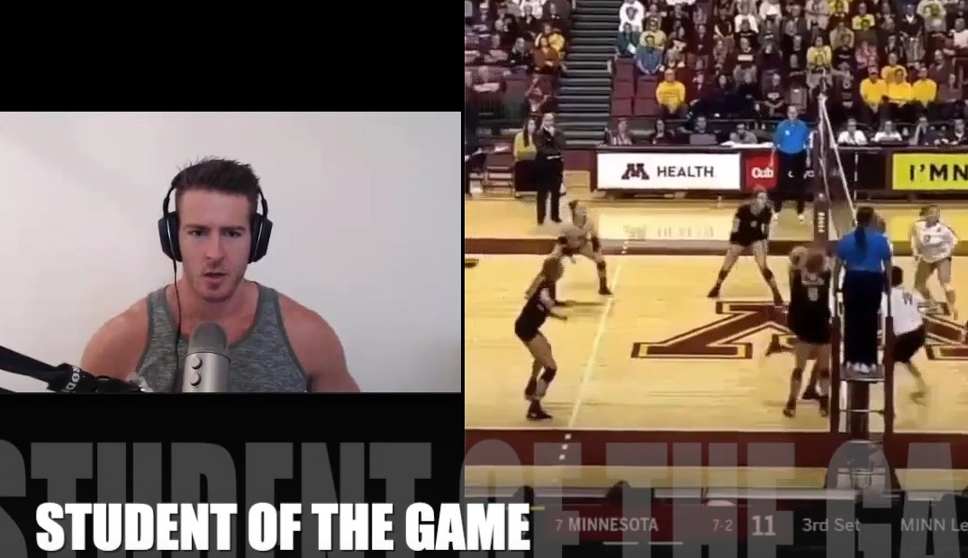 The Tools to Become an Elite Volleyball Defender with Reid's Workouts