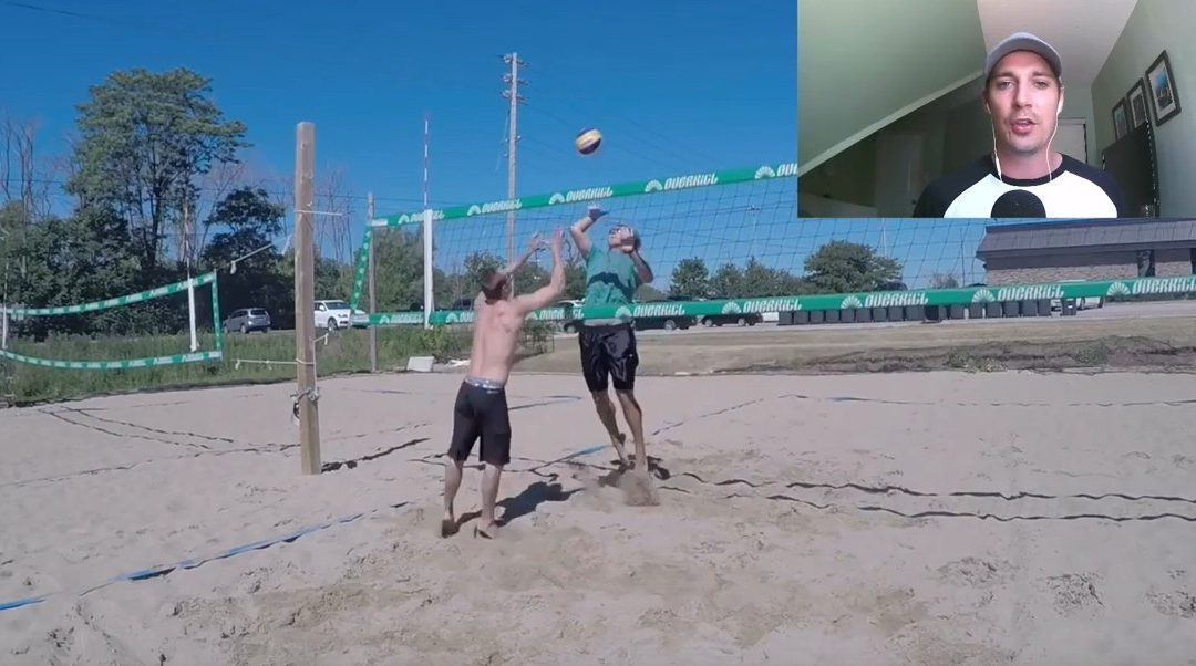 Volleyball Workout in the Sand Plyometrics and Conditioning with Reid's Workouts